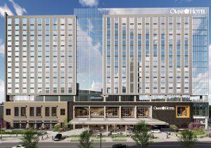 Omni Oklahoma City Rendering