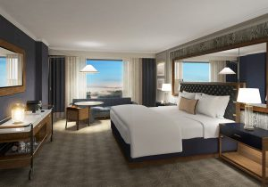 Omni Oklahoma City Hotel Guest Room