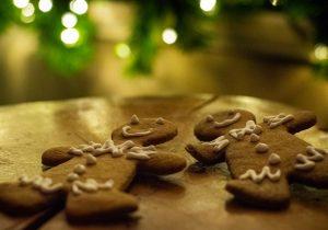 2020 Gingerbread Christmas Cookie