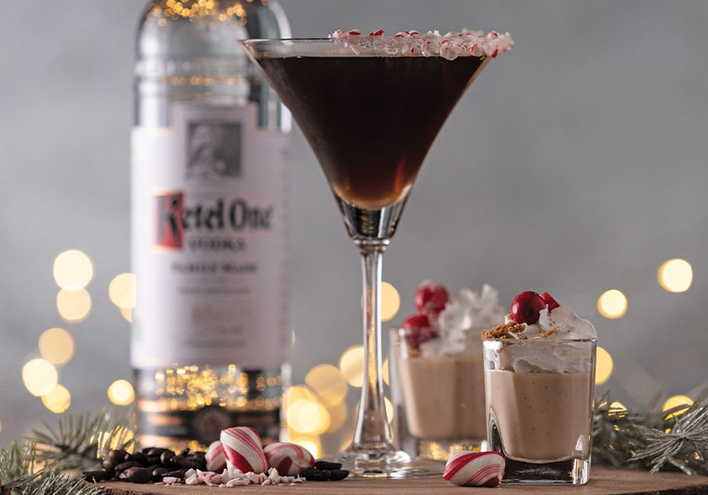 2020 Holiday Cocktail: Vanilla Espresso Martini