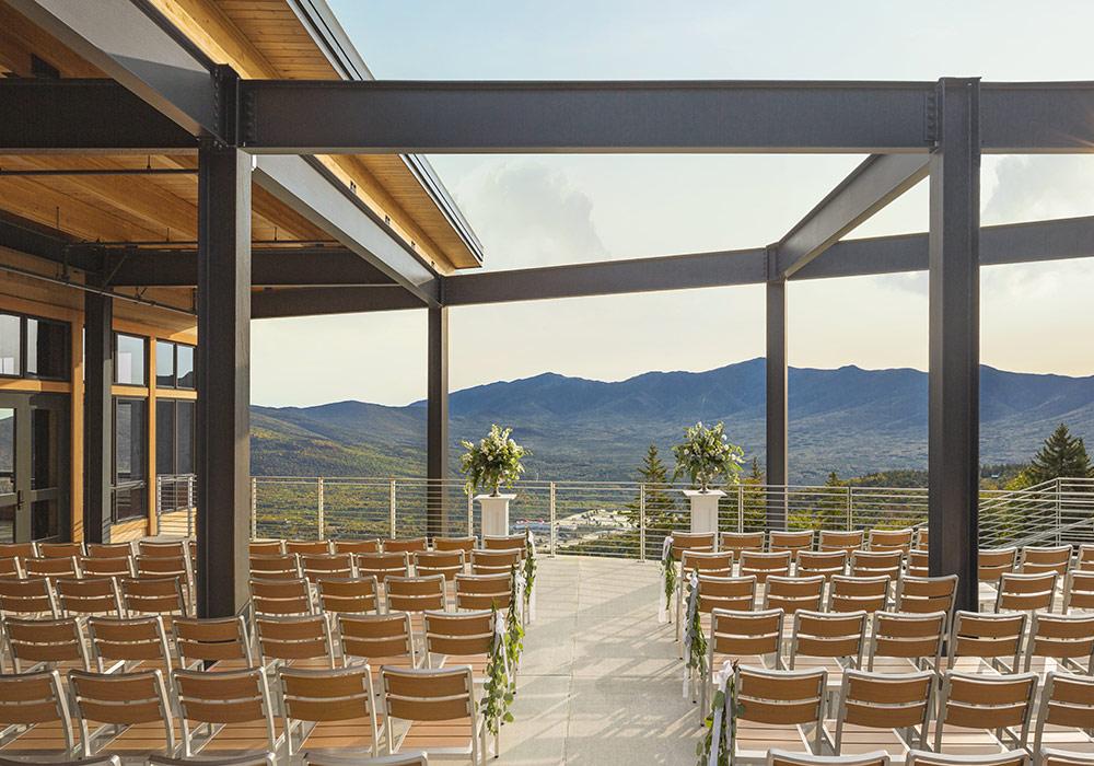Omni Mount Washington Resort Wedding Venue