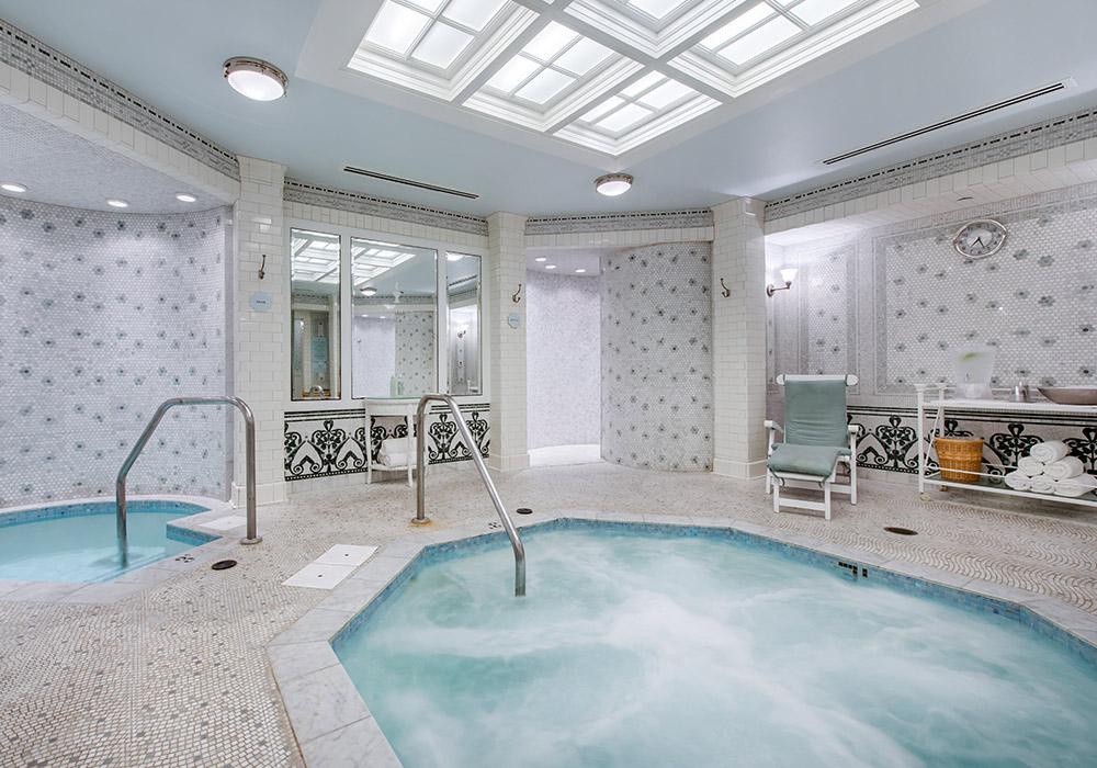 Bedford Baths at Omni Bedford Springs Resort