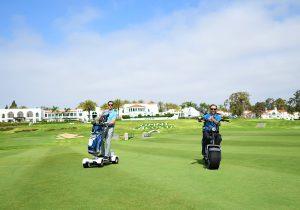 golfing at Omni La Costa Resort & Spa