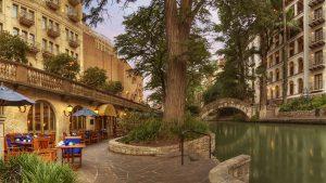 River Walk at Omni La Mansion del Rio
