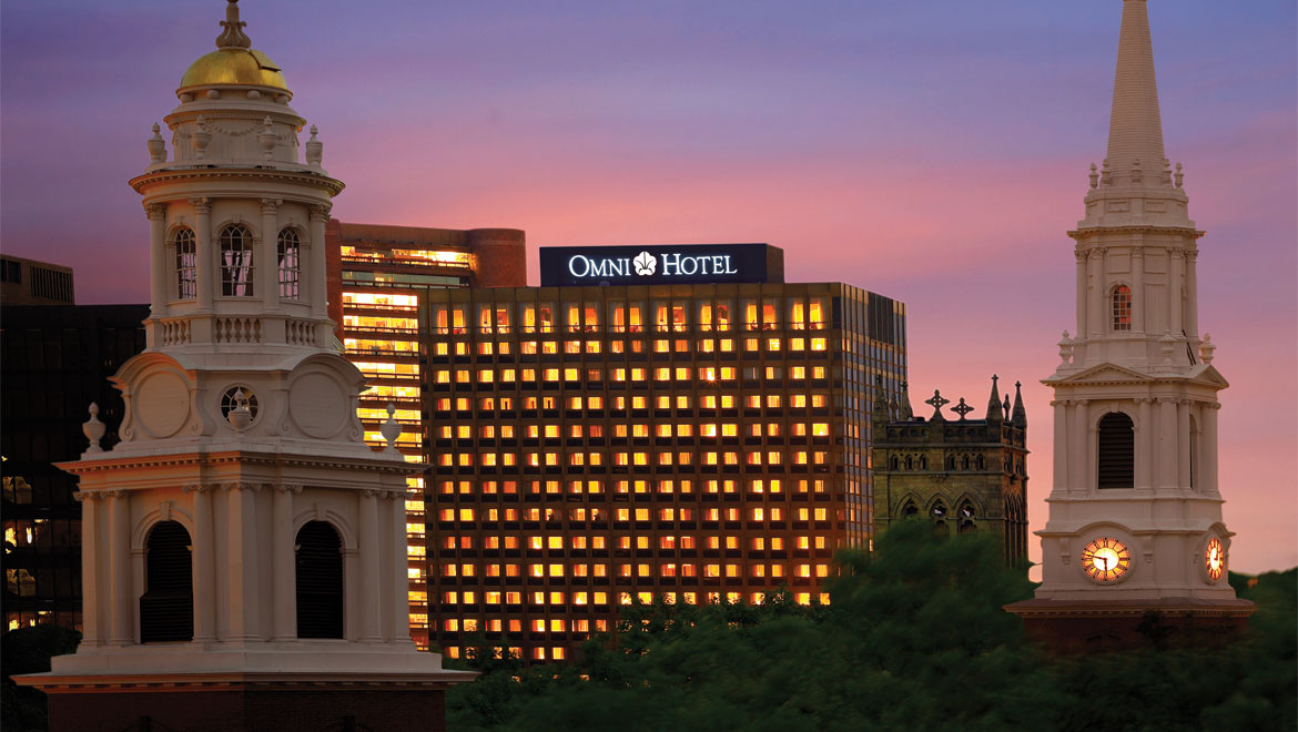Omni New Haven Hotel at Yale